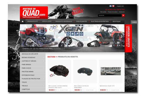 Boutique Du quad.com