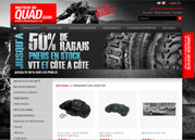 La boutique du Quad